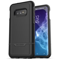 Encased Heavy Duty Galaxy S10e Protective Case (2019 Rebel Armor) Military Grade Full Body Rugged Cover For Samsung Galaxy S10 E - Black