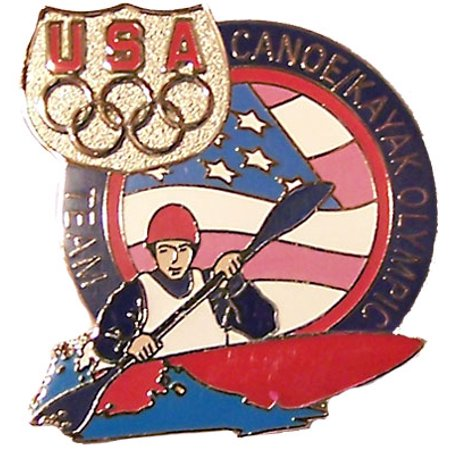 USA Canoe Kayak Olympic Team (Usa Olympic Pin)