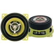 PYLE PLG4.2 - PYLE Gear 4'' -inch Coaxial Car Speaker Pair - 2-Way Vehicle Speakers, 140 Watt MAX
