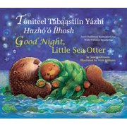 Good Night Little Sea Otter (Navajo/English)