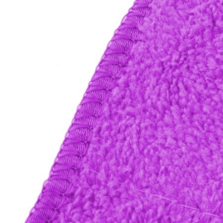 Dorm Microfiber Spoon Dining Table Dust Cleaning Towel Cloth Washcloth Purple - image 4 of 5