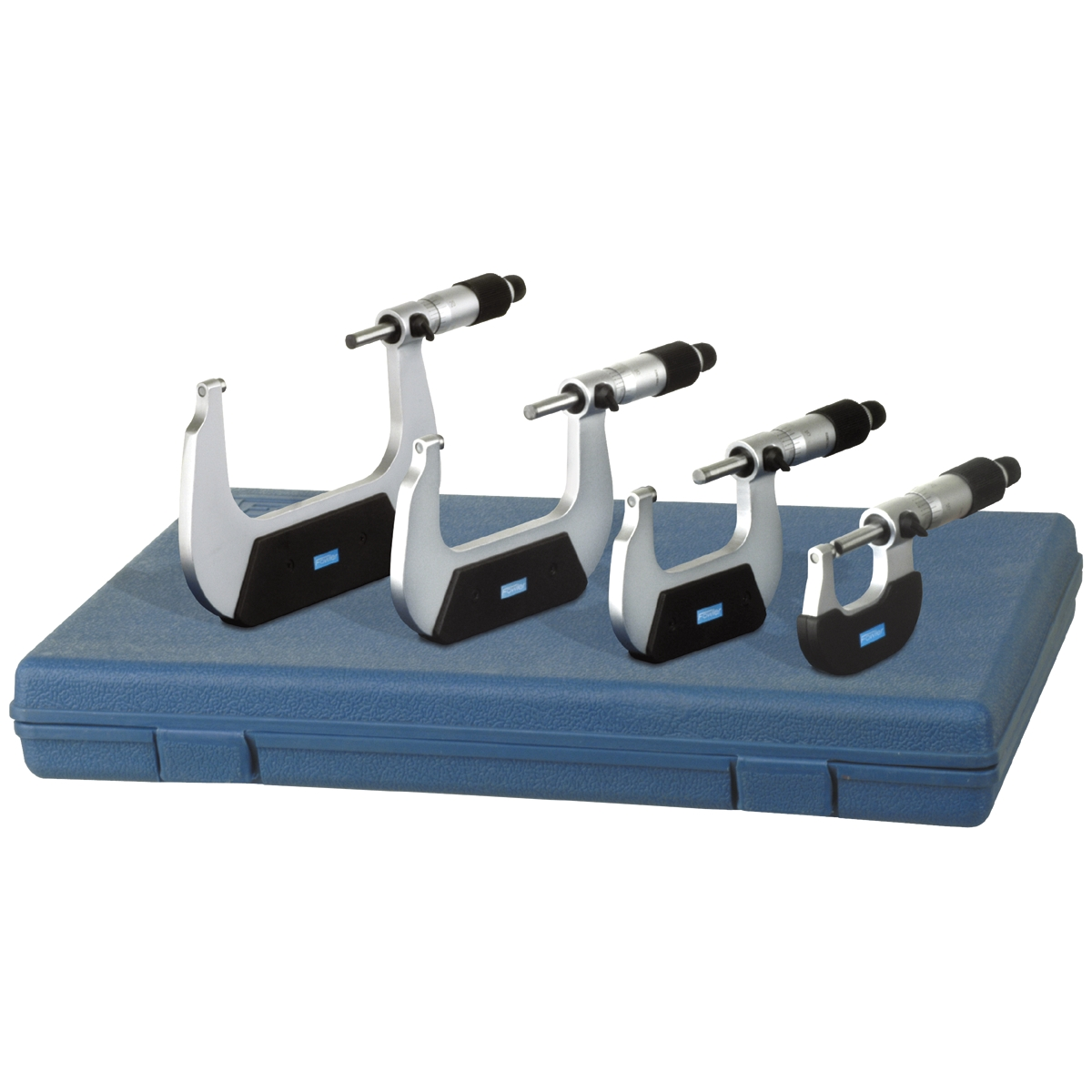 0-100mm Outside Met. Micrometer Set