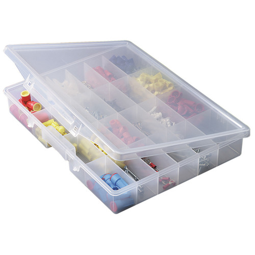 Plano Molding 24 Compartment StowAway Portable Organizer