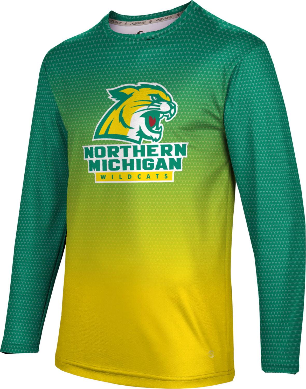 ProSphere Northern Michigan University Womens Long Sleeve Tee Zoom
