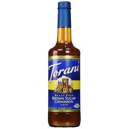 Free Brown Sugar - Brown Sugar Cinnamon Syrup Sugar Free, All natural flavorings & sugar free, Made with Splenda By Torani