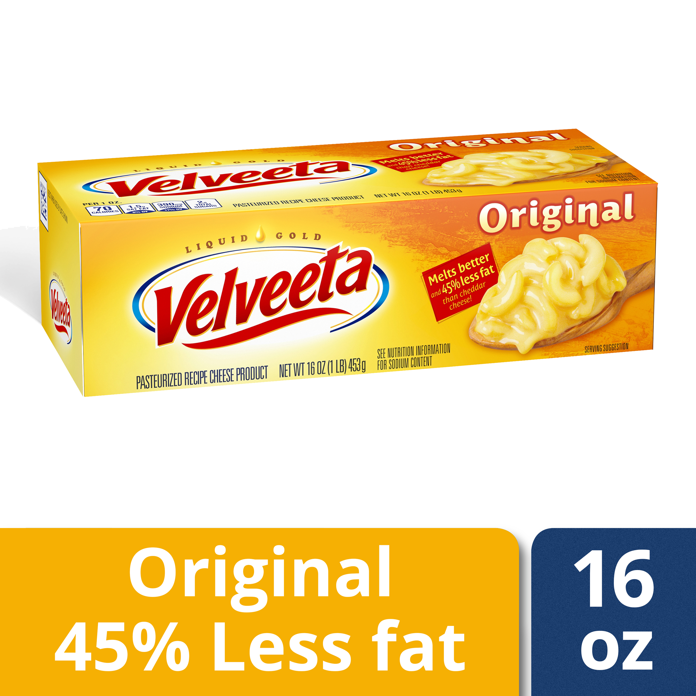 Velveeta Original Cheese, 16 oz Box