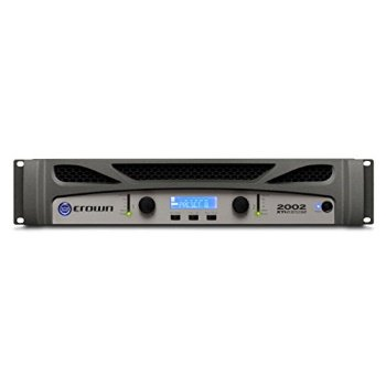 Crown XTi 2002 Power Amplifier for Portable PA