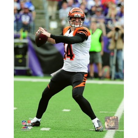 Andy Dalton 2015 Action Sports Photo