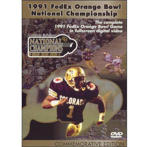 1991 FedEx Orange Bowl National Championship (Commemorative Edition) (COMMEMORATIVE)