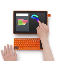 Kano Computer Kit Touch ? Build a tablet. Learn to code. Play.