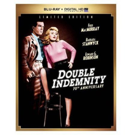 Double Indemnity (70th Anniversary Limited Edition) (Blu-ray + Digital HD)