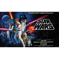 RoomMates Star Wars Classic XL Wall Mural