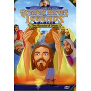 Greatest Heroes and Legends of the Bible: The Miracles of Jesus by GOOD TIMES ENTERTAINMENT nnnnn