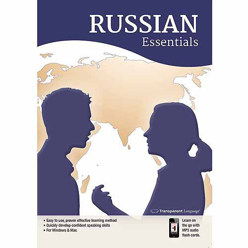 Transparent Language Russian Essentials (Digital Code)