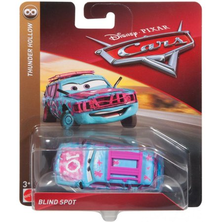 Pixar Cars Bling (Disney/Pixar Cars 3 Blind Spot Die-Cast Character)