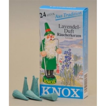 Pinnacle Peak Trading Co Knox Lavender Scent German Incense Cone