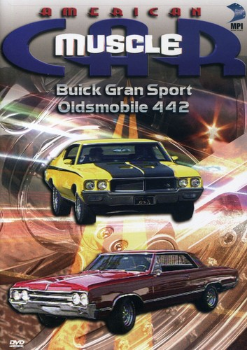 American Muscle Car: Buick Gran Sport   Oldsmobile 442 by MPI HOME VIDEO