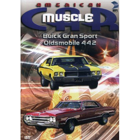 American Muscle Car: Buick Gran Sport / Oldsmobile 442
