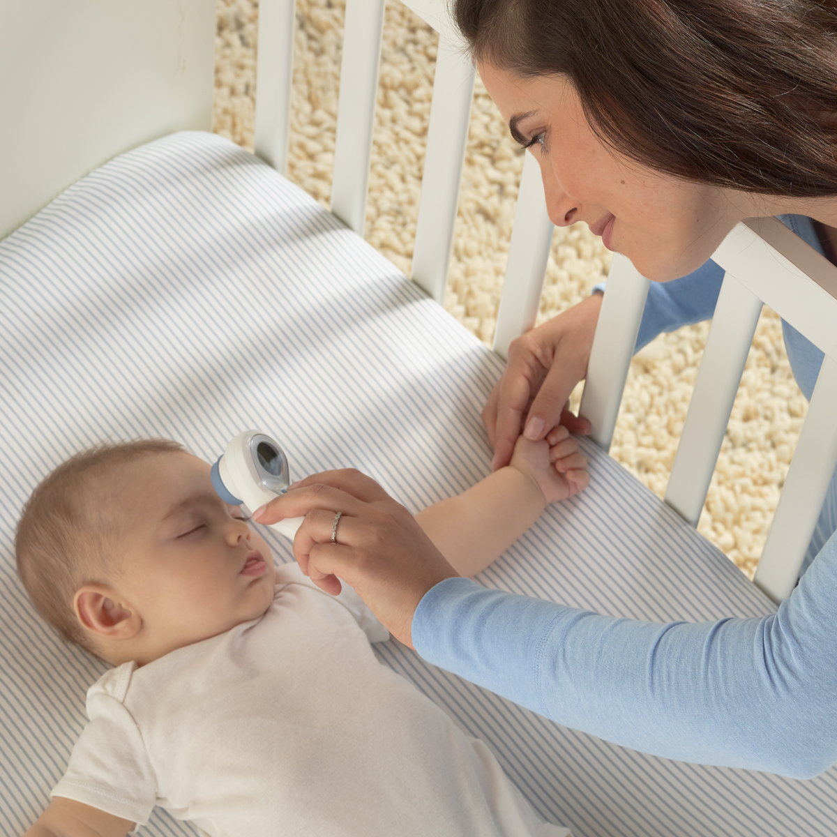 braun no touch and forehead thermometer