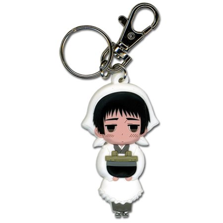 Key Chain - Hetalia - New Japan Nanny PVC KeyChain Anime Licensed ge5006 - Japan Hetalia Halloween