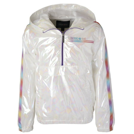 Iridescent Pullover Windbreaker Jacket (Little Girls & Big Girls) ()