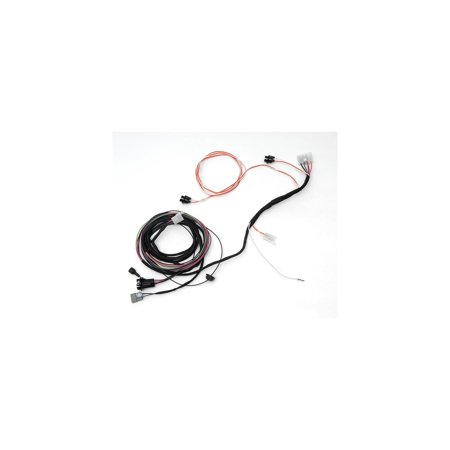 Impala Hardtop (Eckler's Premier  Products 40-140002 Full Size Chevy Rear Body Wiring Harness, Forward Section, 2-Door Hardtop, Impala,)