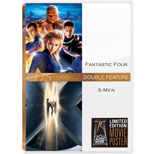 Fantastic Four / X-Men (Widescreen)