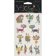 Mrs. Grossman's Stickers-Marvelous Monsters