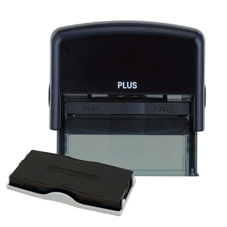 Guard Your ID Large Stamp with Extra Refill ID Theft Prevention Stamp