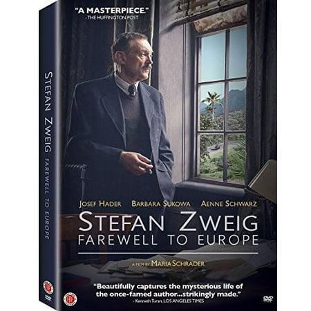 Stefan Salvatore Halloween (Stefan Zweig: Farewell To)