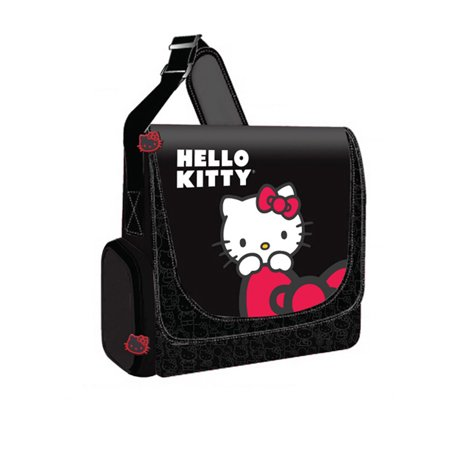 Limited Offer Hello Kitty KT4339BV Vertical Messenger Style Laptop Case Before Too Late