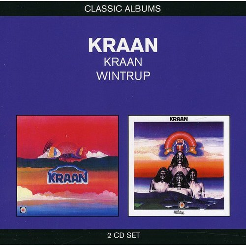 Kraan - Kraan/Wintrup [CD]