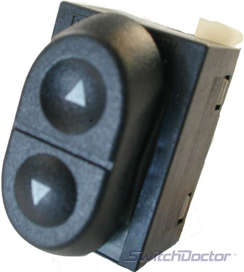 Ford Bronco Driver and Passenger Power Window Switch 1987-1991