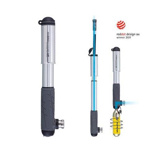 Topeak HybridRocket HP Mini Bike Pump - THR-HP1S