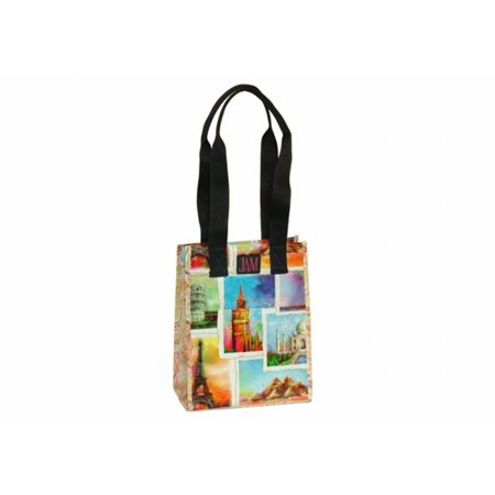 Joann Marie Designs P2lb2trav Poly Lrg  Lunch Bag   Travel Pack Of 6