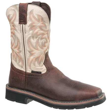 Justin Boots Justin Men S Copper Kettle Stampede Steel