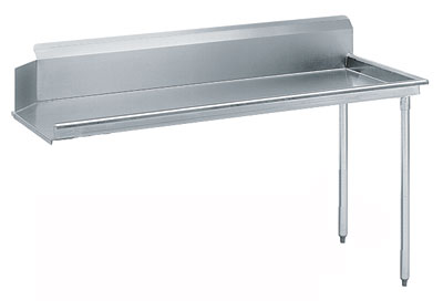 Advance Tabco 36 Dish Table (Right To Left Operation) Dtc-S70-36L by Advance Tabco