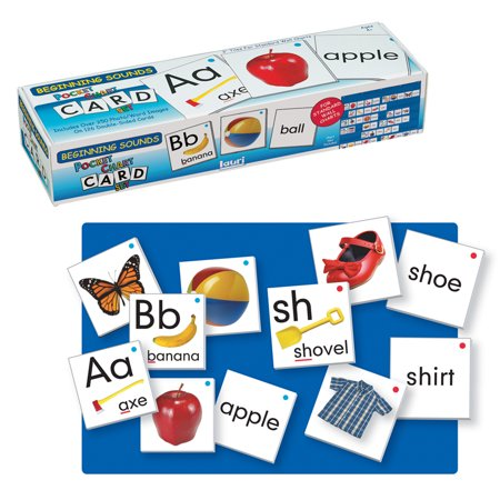 Phonics Beginning Blends - BEGINNING SOUNDS W/BLENDS CARD SET