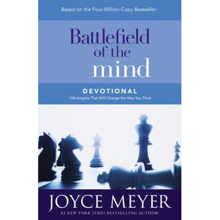 Battlefield of the Mind Devotional : 100 Insights That Will Change the Way You