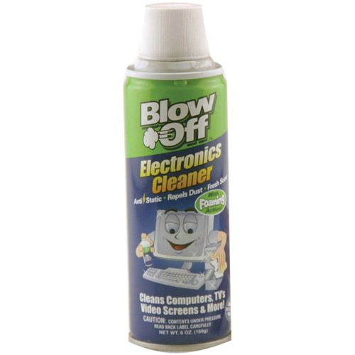 Max Pro EC-222-222 Blow Off Foaming Electronics Cleaner