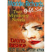 Maddie Richards Gift Set: Two Mystery Novels - eBook