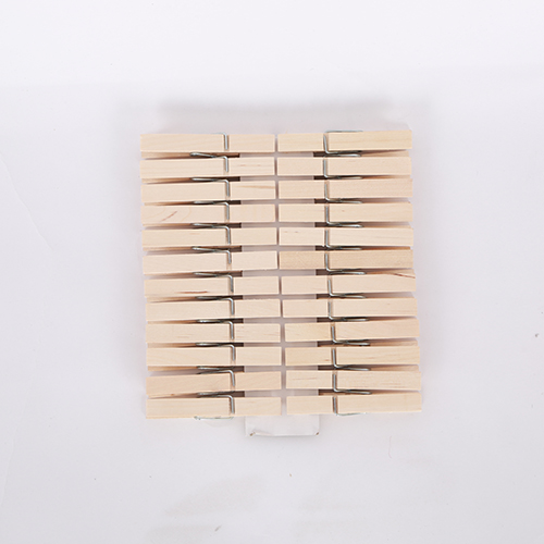 Mainstays Clothespins 100 Count, 4 Pack