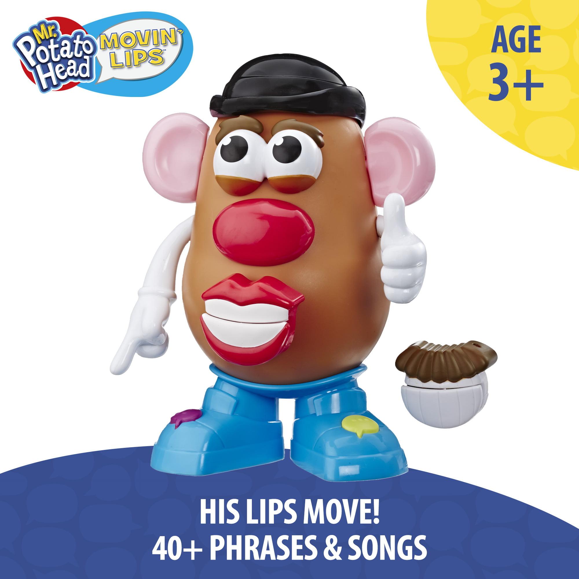 Mr Potato Head Movin Lips Electronic Interactive Talking Toy Walmart Com Walmart Com Mr nightmare fishing horror stories. mr potato head movin lips electronic interactive talking toy