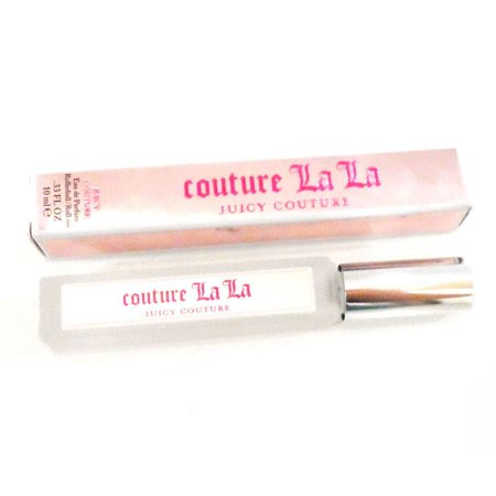 Best Juicy Couture La La Eau De Parfum Spray Rollerball 0.33 oz for Women deal