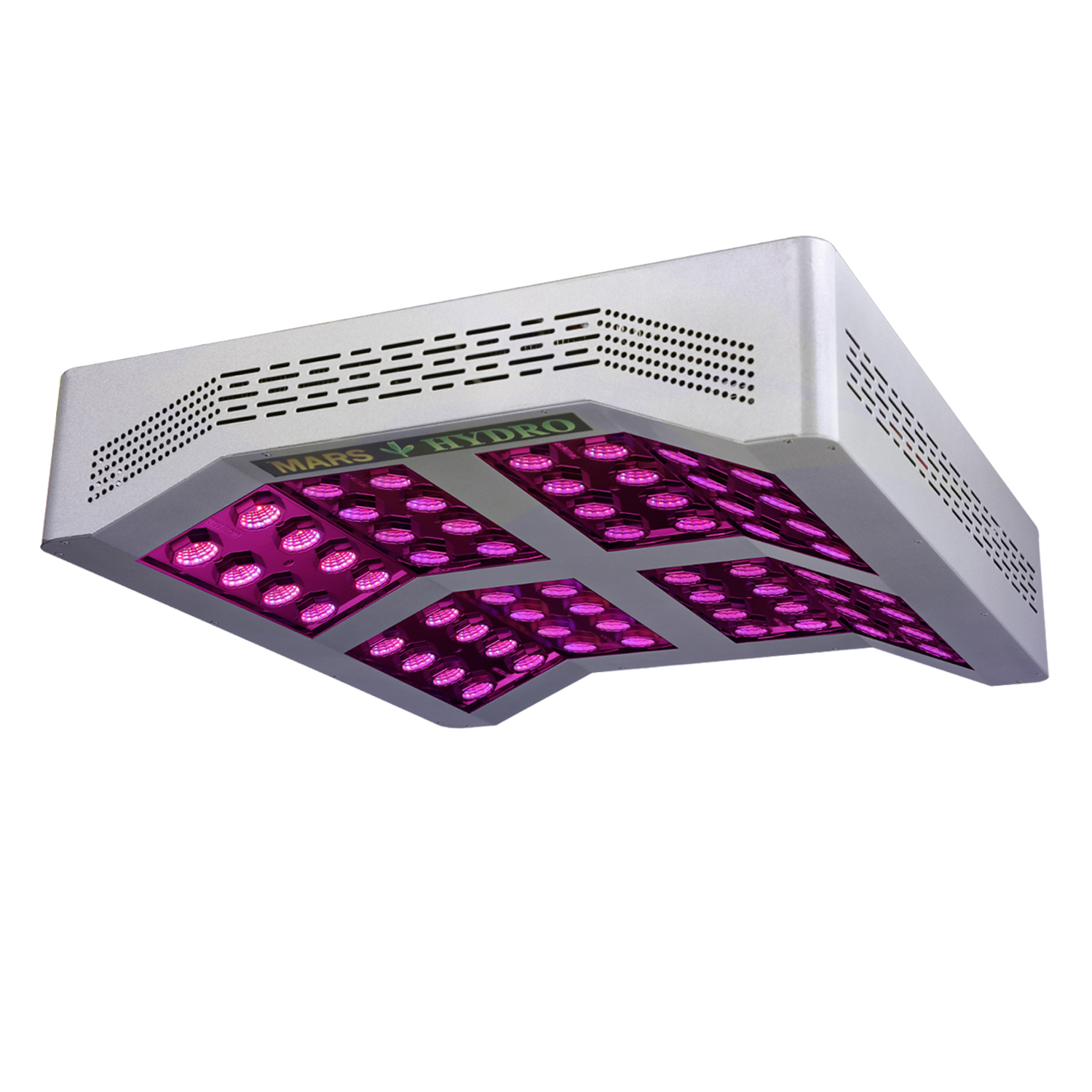 Mars Pro II Cree 256 LED Grow Light Full Spectrum IR Bulb...