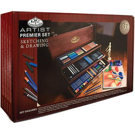 Royal Brush Artist Premier Set, Sketching & Drawing