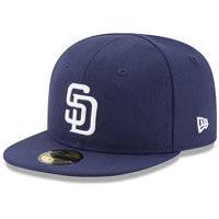 online store feaf9 552a8 Product Image San Diego Padres New Era Infant Authentic Collection On-Field  My First 59FIFTY Fitted Hat