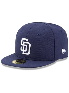 San Diego Padres New Era Infant Authentic Collection On-Field My First 59FIFTY Fitted Hat - Navy - 6