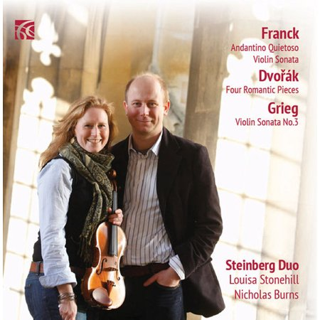 Dvorak Violin (Works for Violin & Piano: Franck Dvorak &)