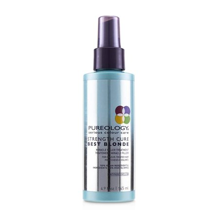 Pureology Strength Cure Best Blonde Miracle Filler Treatment (For Colour-Treated Hair)
